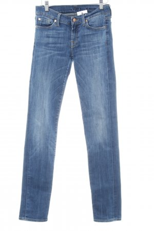 7 For All Mankind Vaquero slim azul look casual