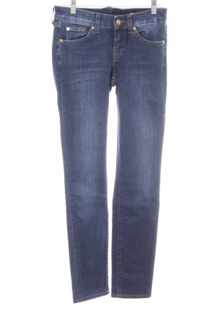 7 For All Mankind Slim Jeans blue casual look