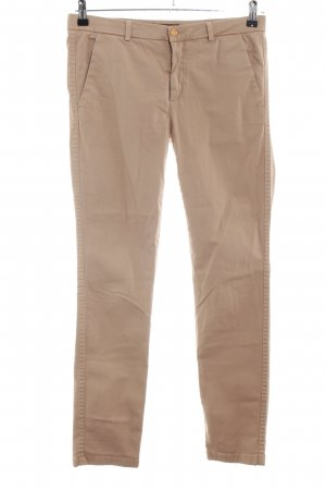 7 For All Mankind Jeans slim crème style d'affaires