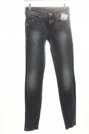 "7 For All Mankind Slim Jeans ""Cristen"" blau"