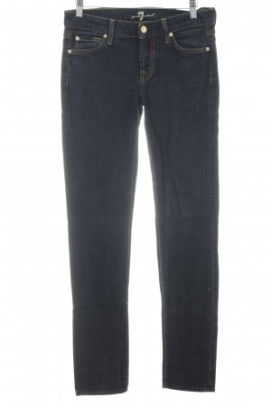 7 For All Mankind Vaquero slim azul oscuro look casual