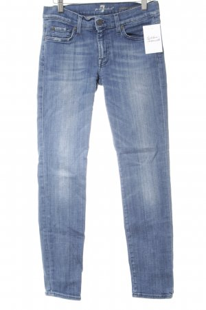 "7 For All Mankind Slim jeans ""Gwenevere"" lichtblauw"