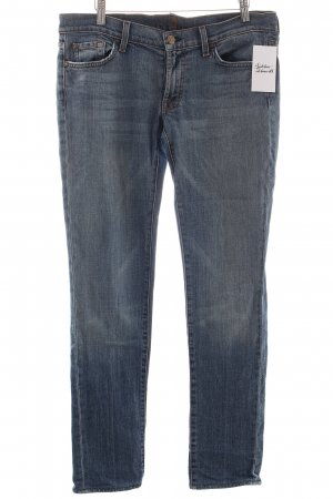 7 For All Mankind Jeans slim bleu clair style décontracté