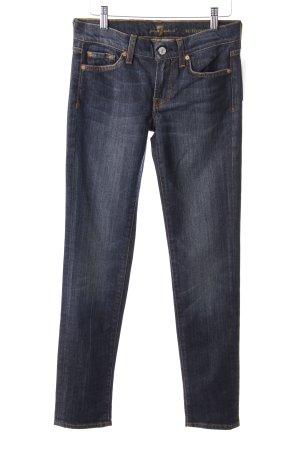 "7 For All Mankind Slim Jeans ""roxanne"" dunkelblau"