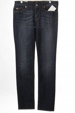 "7 For All Mankind Slim Jeans ""Roxanne"" dunkelblau"