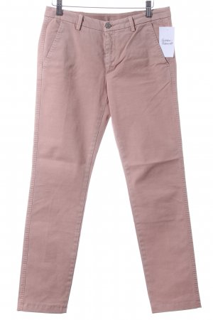 7 For All Mankind Stoffhose altrosa Jeans-Optik