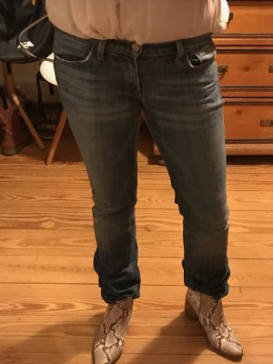 7 for all Mankind Straight Jeans der 1. Generation - Gr. 27