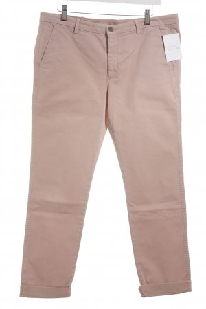 7 For All Mankind Straight-Leg Jeans apricot-roségoldfarben Casual-Look
