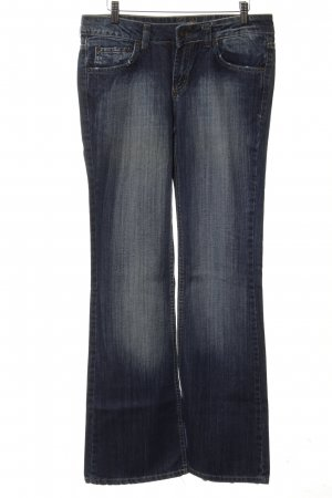 7 For All Mankind Straight-Leg Jeans mehrfarbig Casual-Look