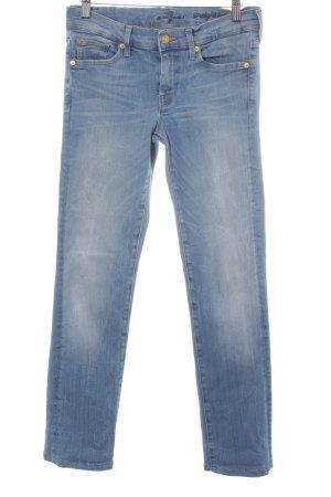7 For All Mankind Jeans a gamba dritta multicolore stile jeans