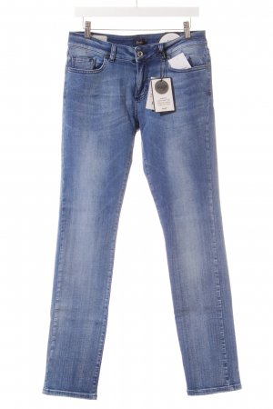 "7 For All Mankind Straight-Leg Jeans ""Mira"" blau"