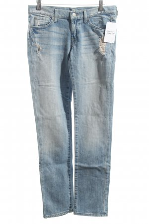 "7 For All Mankind Straight-Leg Jeans ""roxanne"""