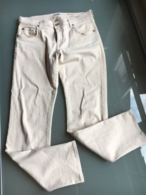 7 for all mankind the relaxed skinny hellbeige
