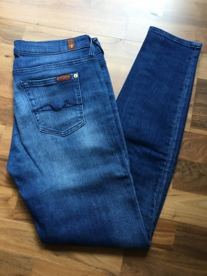 """7 for all mankind """"the skinny"""" Jeans Größe 29"""