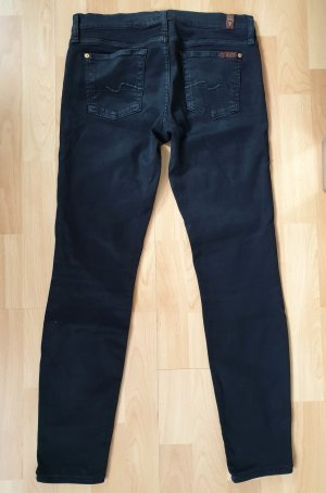 7 For All Mankind Vaquero skinny negro
