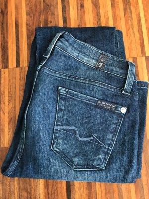 "7 for alle mankind Jeans ""The Skinny"" Seven Jeans Röhrenjeans"