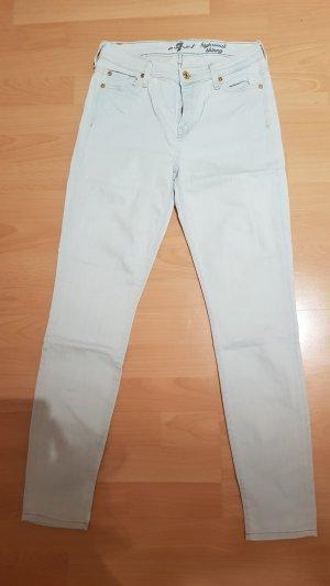 7 highwaist skinny Jeans