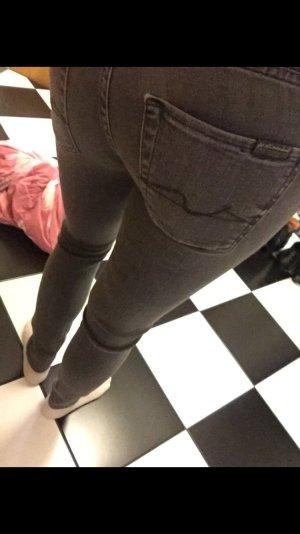 7 Jeans Guenevere Skinny grau, Gr. 25