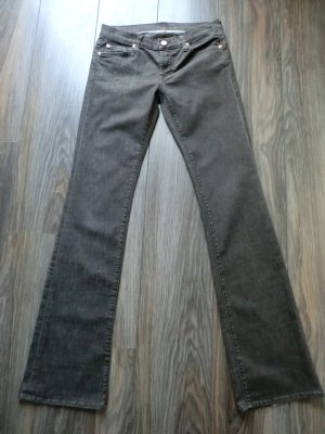 7 Seven for all Mankind Bootcut Jeans Gr. 27