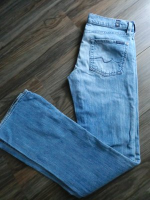 7 Seven for all Mankind Bootcut Jeans Gr. 28