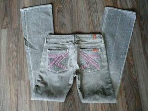 7 Seven for all Mankind Flynt Jeans Gr. 27
