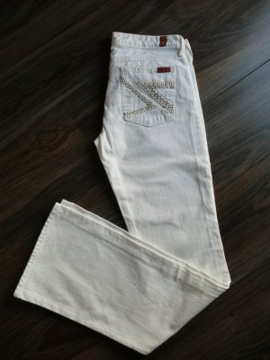 7 Seven for all Mankind Flynt Jeans * Studds * Gr. 28