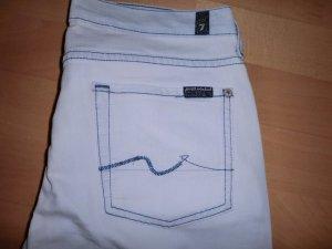 7 For All Mankind Jeans svasati azzurro