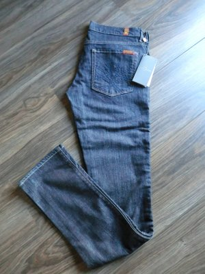 "7 Seven for all Mankind Röhrenjeans ""EDIE"" Gr. 28"