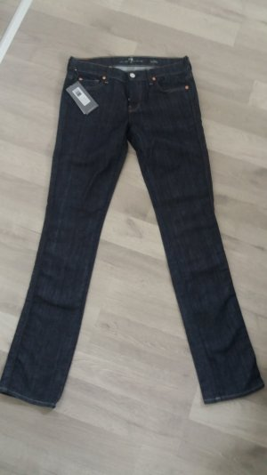 "7 Seven for all Mankind Röhrenjeans ""EDIE"" Gr. 28 -NEU-"