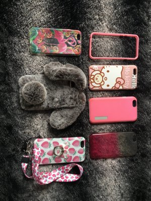 7 Stück Handytaschen für iPhone 6/6S