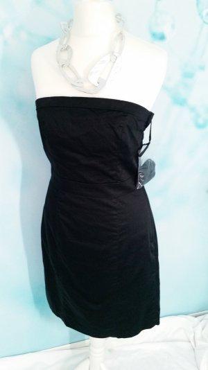 70% Neu! Sale! Bandeau Kleid H&M kleine Schwarze! Gr S 36 Neu!