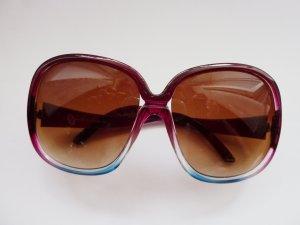 70er Jahre Butterfly Cult Brille Sonnenbrille Boho Accessoires Hippie vintage