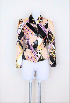 70er Vintage Bluse / Jäckchen