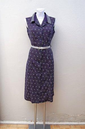 70er Vintage Kittel Kleid