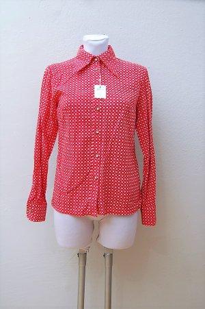 70er Vintage Shabby Bluse