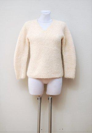 70er Vintage Wollpullover