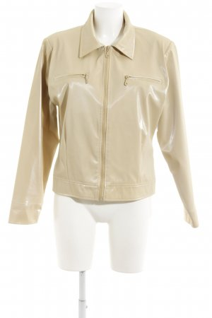 725 Originals Kort jack beige wetlook