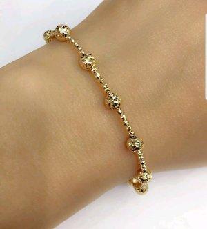 750 Gelbgold Armband, massiv, NEU , OVP 699,-€