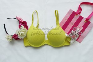 75B 34B Victoria's Secret Push Up BH