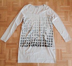 79€ Sandwich Longshirt Shirt Tunika Yoga Nude Beige XL 38 40 42