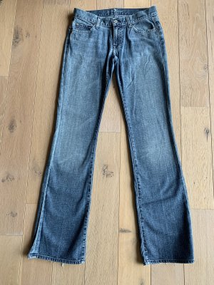 7 For All Mankind Jeans svasati blu pallido