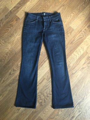 7forallmankind Jeans mit leichtem Schlag, wenig getragen