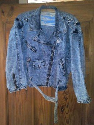 80er Jahre Jeansjacke