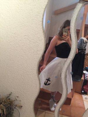 80er Jahre Kleid