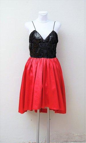 80er Vintage Abendkleid - FRANK USHER