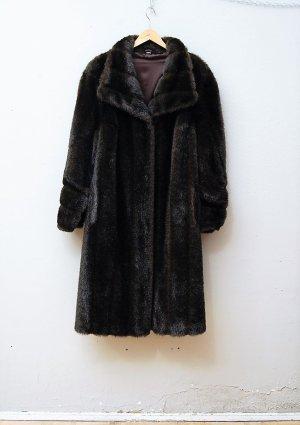80er Vintage Kunstfepelz / Fake Fur
