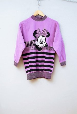 80er Vintage Minnie Mouse Sweater