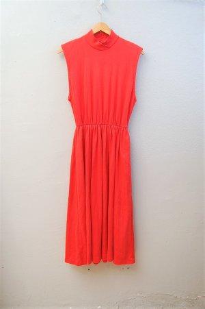80er Vintage Pin Up Kleid