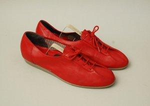 80er Vintage Schnürschuhe