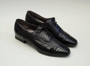 Scarpa Oxford nero Pelle